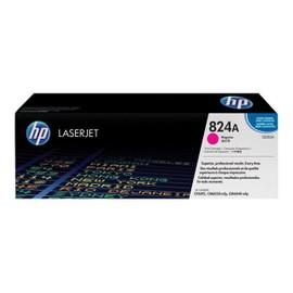 Hp 824a - Magenta - Original - Laserjet - Cartouche De Toner ( Cb383a ) - Pour Color Laserjet Cl2000, Cm6030, Cm6040, Cp6015