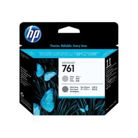 Hp 761 - Gris, Gris Fonc� - T�te D'impression - Pour Designjet T7100, T7200 Production Printer