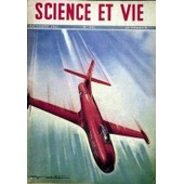 Science Et Vie N� 361 Du 01/10/1947 - Avions Americains A Reaction Au Dela De L'uranium Postes De Radio Miniatures Publicite Stylo Pierre Baignol