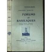 L'algerie Romaine - Forums Et Basiliques - Timgad - Djemila - Khemissa - Madaure - Cherchell - Tipasa de DOUEL MARTIAL