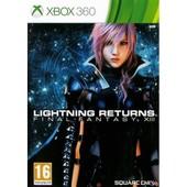 Lightning Returns : Final Fantasy Xiii (X360)