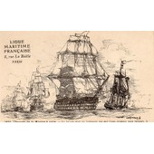 Carte Postale Ancienne De La Ligue Maritime Francaise Numero 16 - Illustration De Albert Sebille 1908