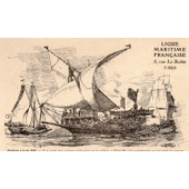Carte Postale Ancienne De La Ligue Maritime Francaise Numero 13 Illustree Par Albert Sebille 1908