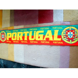 Echarpe De Football - Portugal