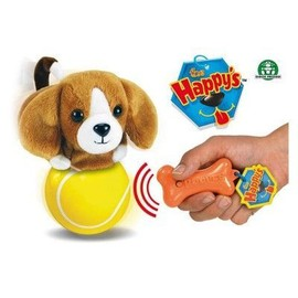Les Happy's - Coffret 1 Animal + 1 Happy Friandise + 1 Balle