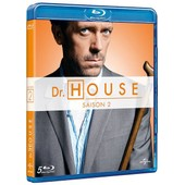 Dr. House - Saison 2 - Blu-Ray de Daniel Attias