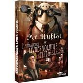 Mr Hublot & Les Fantastiques Livres Volants De M. Morris Es Fantastiques Livres Volants De M. Morris Lessmore de Laurent Witz