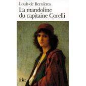 La Mandoline Du Capitaine Corelli de DE BERNIERES