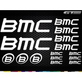 Sticker Autocollant Bmc - Planche De 15 - Freeride Downhill Velo Vtt