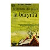 La Barynia La Lumi�re Des Justes / 1969 / Troyat, Henri de henri troyat