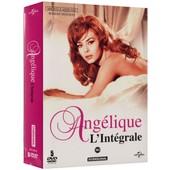 Ang�lique : L'int�grale - Coffret 5 Dvd de Bernard Borderie