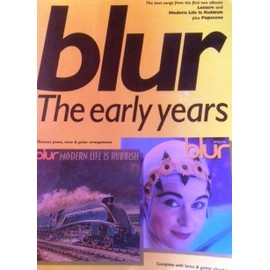 Blur early years