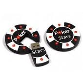 Cl� USB Poker Stars Noir 8 Go