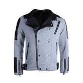 Perfecto Homme Justway Gris 66807_Gy