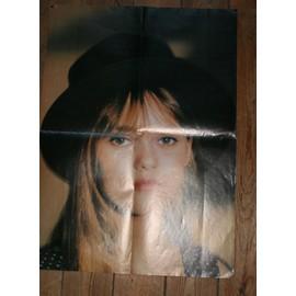 poster 55x40cm recto VANESSA PARADIS : verso / ROCH VOISINE