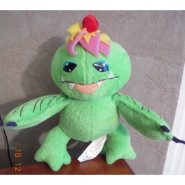 Peluche Digimon Play By Play
