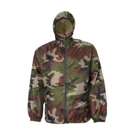 Coupe-Vent L�ger Camouflage Ce