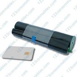 Lama France - Noir - Recharge Ruban D'encre D'imprimante (Transfert Thermique) (�quivalent � : Philips Pfa 331 ) - Pour Philips Magic 3-2 Colour Dect Sms, 3-2 Primo