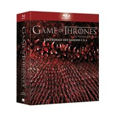 Game Of Thrones (Le Tr�ne De Fer) - L'int�grale Des Saisons 1 � 4 - Blu-Ray de Timothy Van Patten
