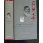 Descartes - Discours De La Methode - Meditations Metaphysiques / Le Monde De La Philosophie N�3. de DESCARTES
