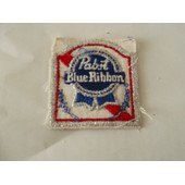 Us Patch Pabst Blue Ribbon