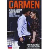 Carmen : Vesselina Kasarova Jonas Kaufmann de Matthias Hartmann