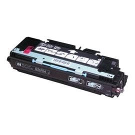 Hp 308a - Noir - Original - Laserjet - Cartouche De Toner ( Q2670a ) - Pour Color Laserjet 3500, 3500n, 3550, 3550n, 3700, 3700d, 3700dn, 3700dtn, 3700n