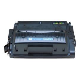 Hp 42x - � Rendement �lev� - Noir - Original - Laserjet - Cartouche De Toner ( Q5942x ) - Pour Laserjet 4250, 4250dtn, 4250dtnsl, 4250n, 4250tn, 4350, 4350dtn, 4350dtnsl, 4350n, 4350tn