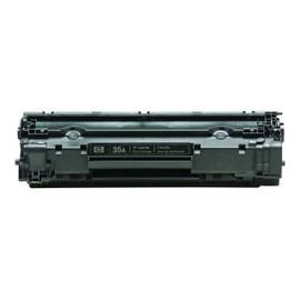 Hp 35a - Noir - Original - Laserjet - Cartouche De Toner ( Cb435a ) - Pour Laserjet P1005, P1006, P1007, P1008