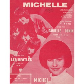 "The Beatles ""Michelle"""