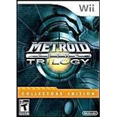 Metroid Prime Trilogy Collectors Edition