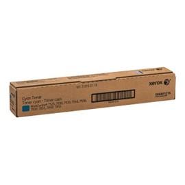Xerox - Cyan - Original - Cartouche De Toner - Pour Workcentre 7525, 7525/7530/7535 Base, 7530, 7535, 7545, 7545/7556 Base, 7556, 7903v_F