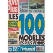 Auto Plus N� 176 : Meilleure Que La Xm Et La 605 ? La Nouvelle Renault Safrane Face A Ses Rivales