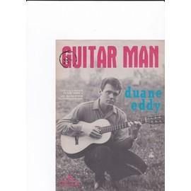 "Duane Eddy ""Guitar man"""