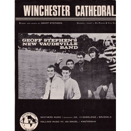 "New vaudeville band ""Winchester cathedral"""