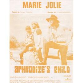 "Aphrodite's Child ""Marie Jolie"""