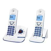 Alcatel F330 Voice Duo - T�l�phone sans fil