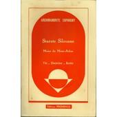 Starets Silouane, Moine Du Mont-Athos 1866 - 1938 Vie - Doctrine - �crits de Sophrony, Arcimandrite