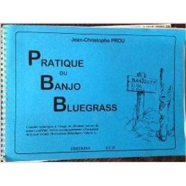 pratique du banjo bluegrass