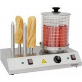 Machine � Hot Dog Professionnel Casselin