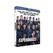 Expendables 3 - �dition Collector Bo�tier Steelbook - Blu-Ray de Patrick Hughes