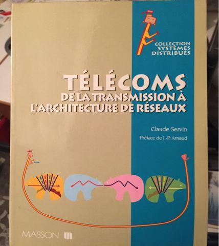 Télécoms - De la transmission à l'architecture de réseau