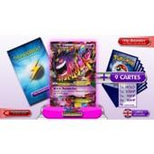 Mega Gengar Ex (Ectoplasma) 35/119 220hp Xy 4 Phantom Forces - Booster Optimis� Attaque Eclair De 10 Cartes Pokemon Anglaises