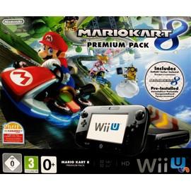 Image Console Nintendo Wii U 32 Go Mario Kart 8 Premium Pack