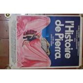 Affiche 39 X 52,5 Cm Tirage Couleurs Sur Papier Tr�s Bon �tat (1 Trou De Punaise � Chacun Des 4 Coins) Affiche Pli�e En Deux, Envoy�e � Plat Frais De Port � Ajouter