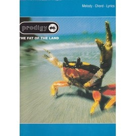 "the prodigy ""the fat of the land"" songbook (melody / chord / lyrics) - Song book"
