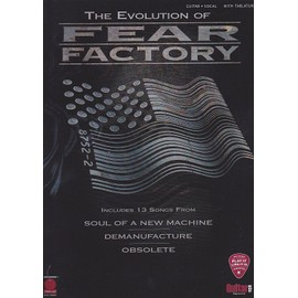 The Evolution of Fear Factory - guitar tab edition