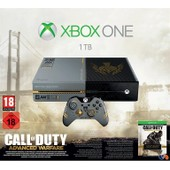Console Xbox One Collector [1 To] Pack Call Of Duty : Advanced Warfare