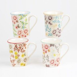 Table Passion - Coffret 4 Mugs Kyoto