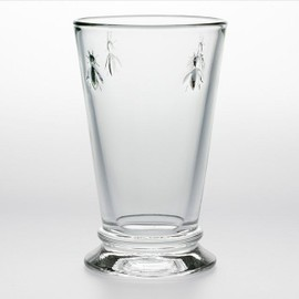 La Rochere - Verre Gobelet Abeille Long Drink 35cl (Lot De 6)